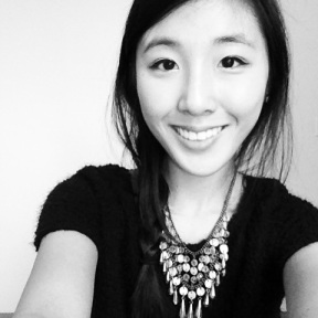 Jessie Kim, designer of the Butterfly costume.