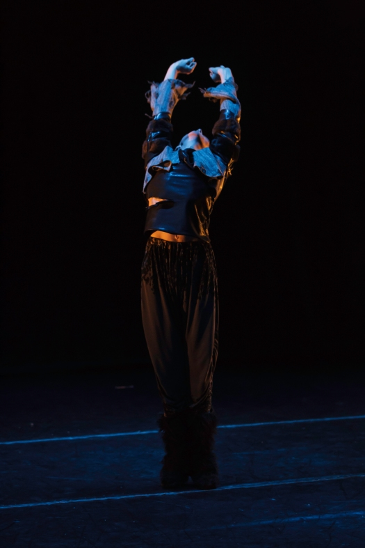Wolf (Dylan Giles). Photo by Thomas Nola-Rion.