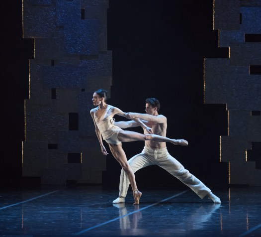 anaïs chalendard and sabi varga of boston ballet_photo by gene schiavone